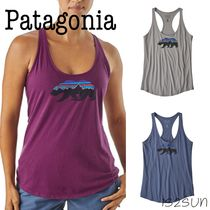 日本未入荷☆ 新作 Patagonia/Roy Bear Organic Cotton Tank Top