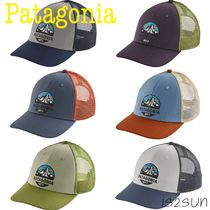 ☆日本未入荷☆ 新作 Patagonia/Roy Scope LoPro Trucker Hat