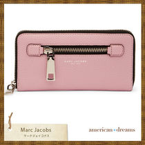 SALE! marc jacobs【マークジェイコブス】  レザー 長財布 PINK