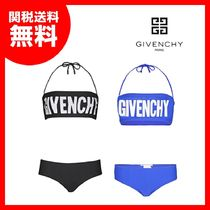 【GIVENCHY】ロゴプリントビキニセット★関税送料込