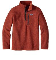 ○送料込○ Patagonia Better Sweater 1/4-Zip Fleece Jacket -