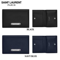【正規品保証】SAINT LAURENT★18春夏★ID BUSINESS CARD CASE