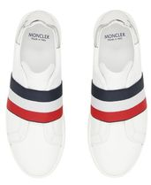 MONCLER Alizee Leather Sneakers