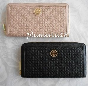 sale!!Tory Burch-BRYANT ZIP CONTINENTAL WALLET