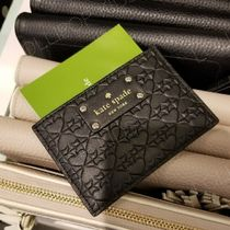 2018SS♪ KATE SPADE ★ PENN PLACE EMBOSSED CARD HOLDER