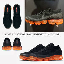 最新超人気★即完売必至★NIKE AIR VAPORMAX FLYKNIT BLACK POP