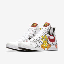 レア☆CHUCK TAYLOR ALL STAR SYLVESTER & TWEETY HIGH TOP