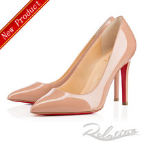 ★18SS★【Christian Louboutin】Pigalle パンプス 100㎜/Nude