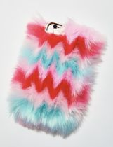 FAUX FUR PHONE CASE ファーケース