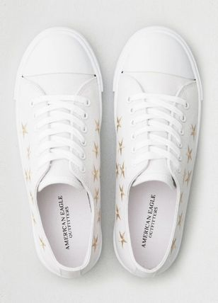 American Eagle Outfitters スニーカー [AEO] [Women]  Embroidered low top(2)