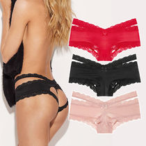 【Victoria's Secret】NEW! Heart Cutout Cheeky Panty
