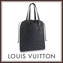 Louis Vuitton 国内発送 カバ・ライト モノグラム・エクリプス