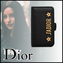 直営3-5日 Christian Dior☆J'ADIOR iPhone 7 BKレザーケース
