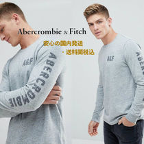 Abarcromie&Fitch☆長袖レガシートップフロント♪