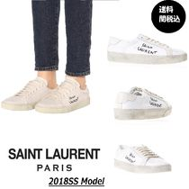 ★Saint Laurent★※SALE※2018SS!COURT CLASSIC SNEAKER