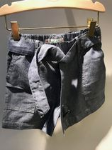 18SS【Bonpoint】Gustave ショートパンツ 10~12A (jean fonce)