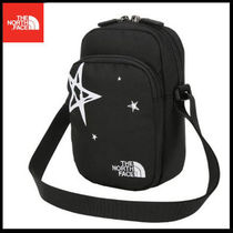 (ザノースフェイス) KIDS MINI CROSS BAG JET BLACK NN2PJ03T
