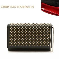 Christian Louboutin正規品/EMS/送料込み Paloma Chain Shoulder