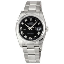 稀少 ROLEX(ロレックス) Datejust 36 Men's Automatic Watch