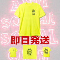 即日発送 限定 ANTI SOCIAL SOCIAL CLUB Options Neon Yellow
