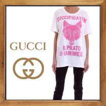 ★★★GUCCI《グッチ》 GUCCIFICATION T-SHIRT  送料込み★★★