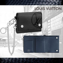 【Louis Vuitton】ルイヴィトン★チェーンコンパクトウォレット