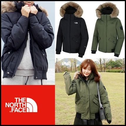 ☆THE NORTH FACE☆ W'S MCMURDO DOWN BOMBER JKT -NFJ1DH85