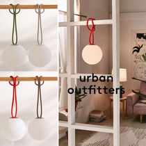 ☆Urban Outfitters グローブ*USB充電式ハンギングランプ4色☆