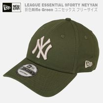 先取【送込NEW ERA】League Essencial 9FORTY NEYYAN★緑ロゴ桃
