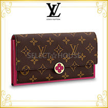 2018SS Louis Vuitton ルイヴィトン ポルトフォイユ・フロール