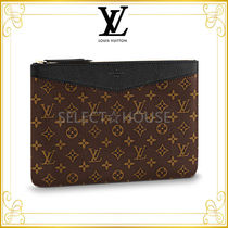 2018SS Louis Vuitton ルイヴィトン デイリーポーチ ノワール