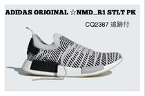 NEW★【adidas originals】NMD_R1 STLT CQ2387 追跡付