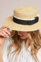 Anthropologie☆Talula Bow Boater