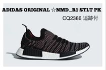 NEW★【adidas originals】NMD_R1 STLT CQ2386 追跡付