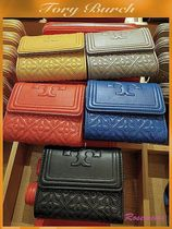 ミニバックに最適折財布Tory Burch BRYANT FOLDABLE MINI WALLET