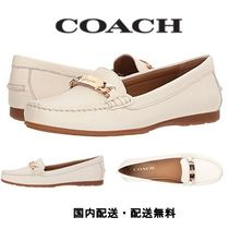 【Coach 】Olive Driverフラットシューズ