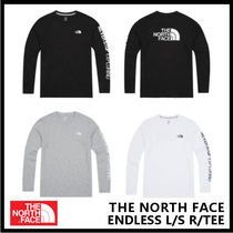 【THE NORTH FACE】ENDLESS L/S R/TEE NT7TJ00