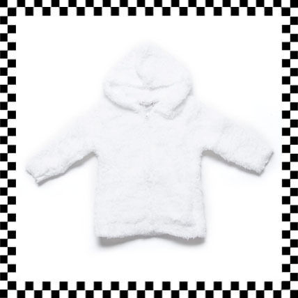 【SALE】Barefoot dreams【infant hooded jacket ジップアップ】