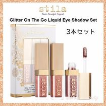 Stila(スティラ) アイメイク Stila Glitter On The Go Glitter & Glow Liquid Eye Shadow 3本