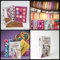 Storybook Cosmetics Charlie and the Chocolate パレット