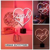 2018新作 Urban Outfitters☆Ugh Neon Sign Table Lamp☆ 税送込