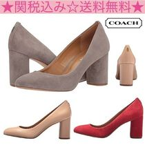 ★COACH★Georgina☆Pump★パンプス★3色★