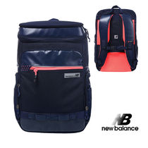 NEW BALANCE☆NBGC5S1112-59☆NAVY☆MULTI-SQUARE BACKPACK
