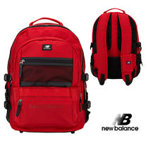 NEW BALANCE☆NBGC7S1101-20☆RED☆3DPLUS BACKPACK