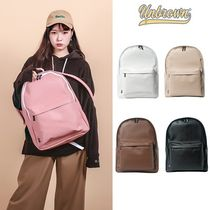 ◆UNBROWN◆ show me back daily backpack バックパック 5色