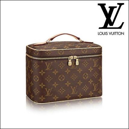 Louis Vuitton メイクポーチ 【Louis Vuitton(ルイヴィトン)】NICE BB