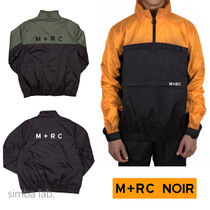 【レアモデル】 M+RC NOIR / Plug Track Jacket / 3color