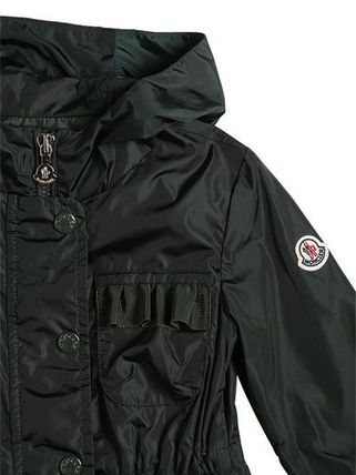 MONCLER キッズアウター 春新作 大人もOK!ポケット口のフリルが新鮮なTOURMALINE 12A/14A(3)