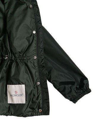 MONCLER キッズアウター 春新作 大人もOK!ポケット口のフリルが新鮮なTOURMALINE 12A/14A(4)