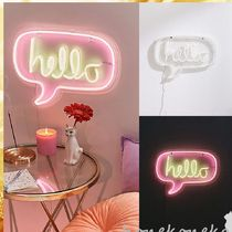 【送料込 Urban Outfitters】Hello Neon Signネオンサイン